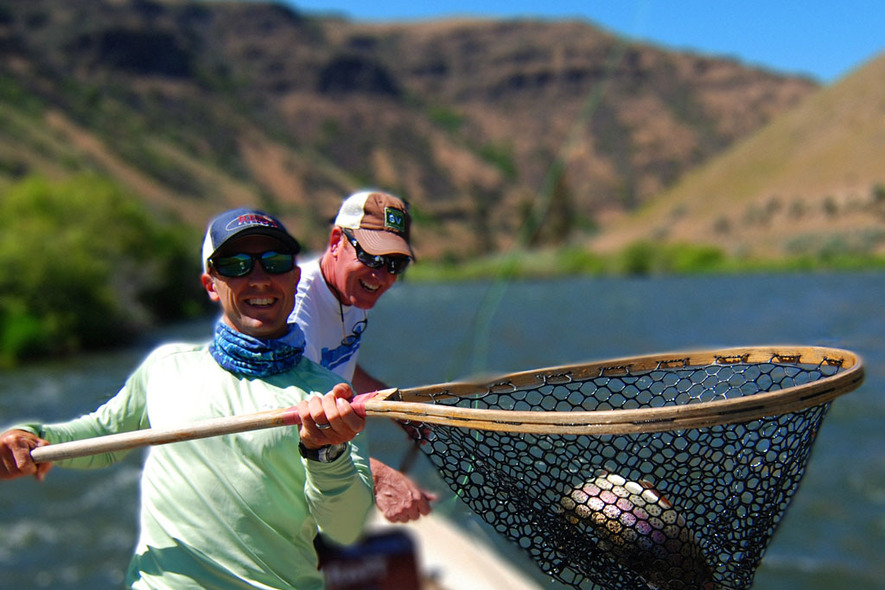 Fly Fishing Adventures in Washington State