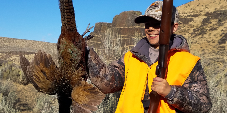 jensen rotter guided pheasant hunt