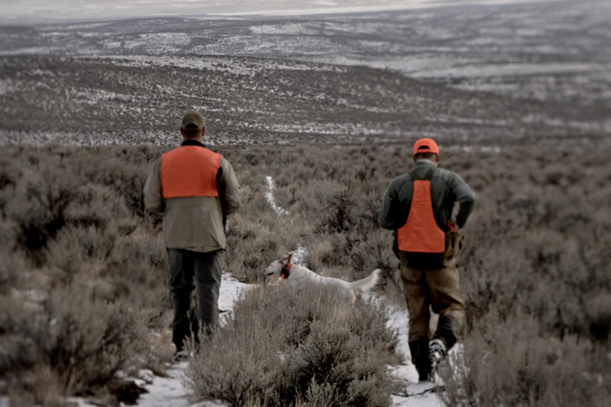 membership on private ranches to hunt chukar